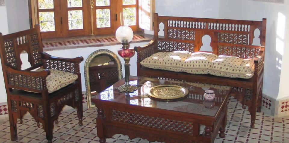 Moroccan Sofa Set Furniture For The Home Moroccan Thesofa