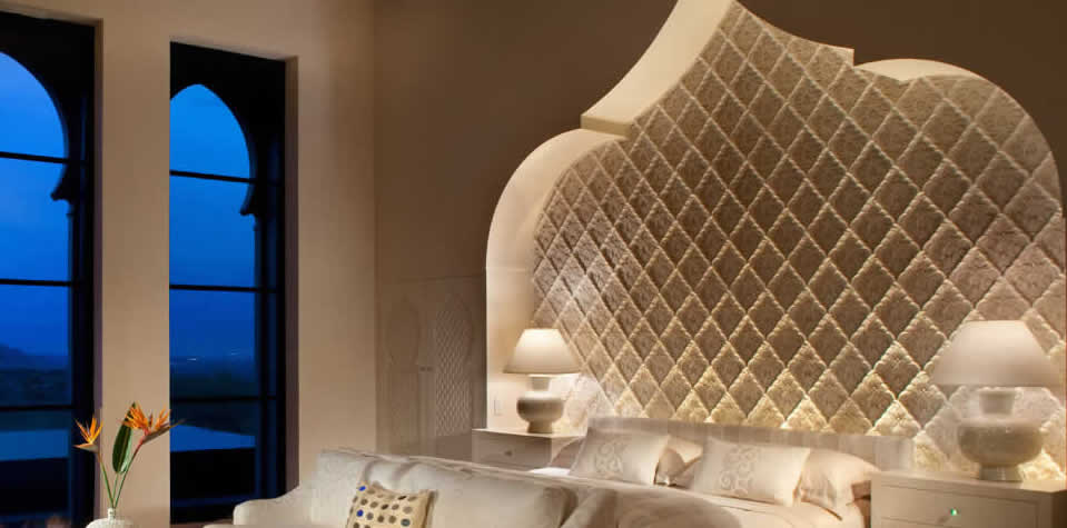 Wall Plaster Products : Moroccan plaster walls and celings