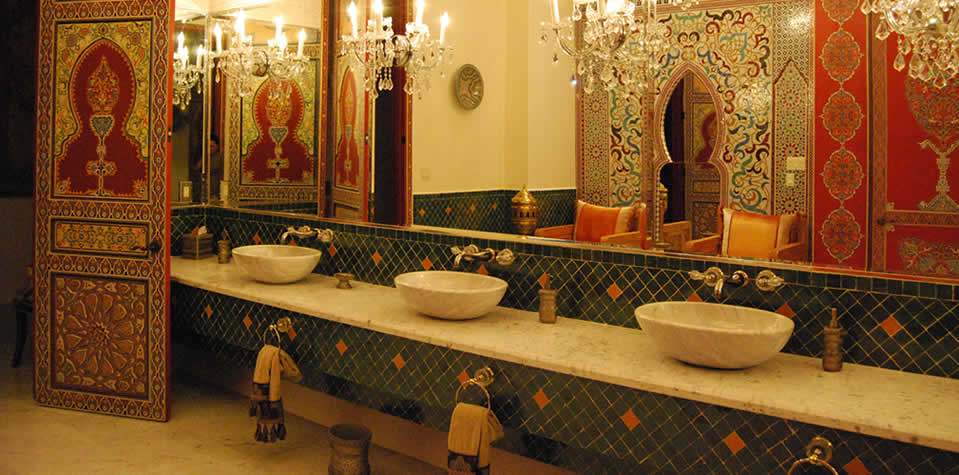 moroccan tiles bathroom moroccan tiles bathroom 13762